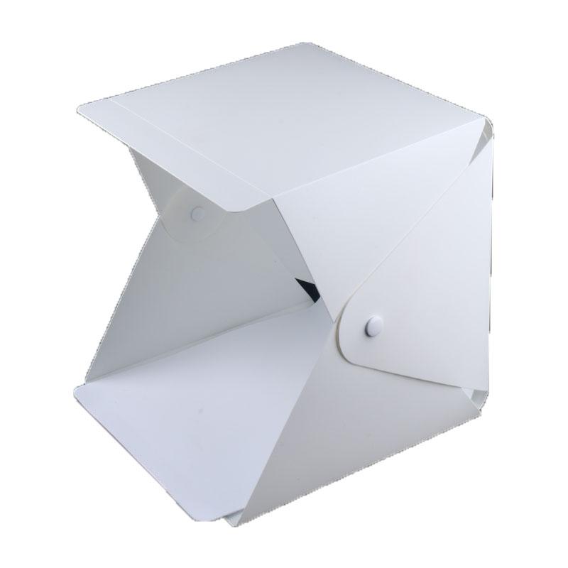 new led light softbox white color
