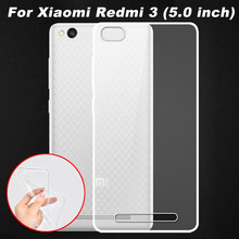 Buy Xiaomi Redmi 4X Pro Case Cover 0.6mm Ultrathin Transparent TPU Soft Back Cover Phone Case Xiaomi Redmi 3 Mi6 Mi5c Phone Case for $1.49 in AliExpress store