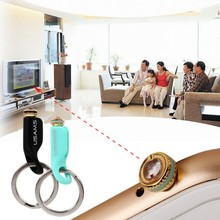 Universal 3.5mm Audio Intelligent Smart Infrared IR Remote Control to Projector Air Conditioner for iPhone iPad iPod