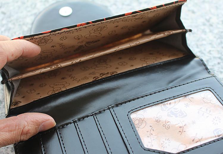 leather cartoon wallet purse (5)