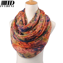 180*95cm Large Scarf Wrap Shawl Women Fashion Print Long Cotton Voile Scarf 2016 New Summer Sunscreen Beach Cover Up Plus Size