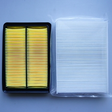 best price and quality Air Filter + Cabin Filter for Nissan X-TRAIL Qashqai 2014-2015 #F830-2(China)