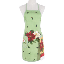 New Retro antifouling Cotton Kitchen Apron for Women barbershop Cooking bib Pinafore work chef apron Girls Tablier Dress Vintage