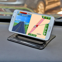 Hot Most Popular 360 Rotating Car Dashboard Mount Holder Sticky Non-Slip Pad Mat For Phone GPS 71DW 7C39(China)