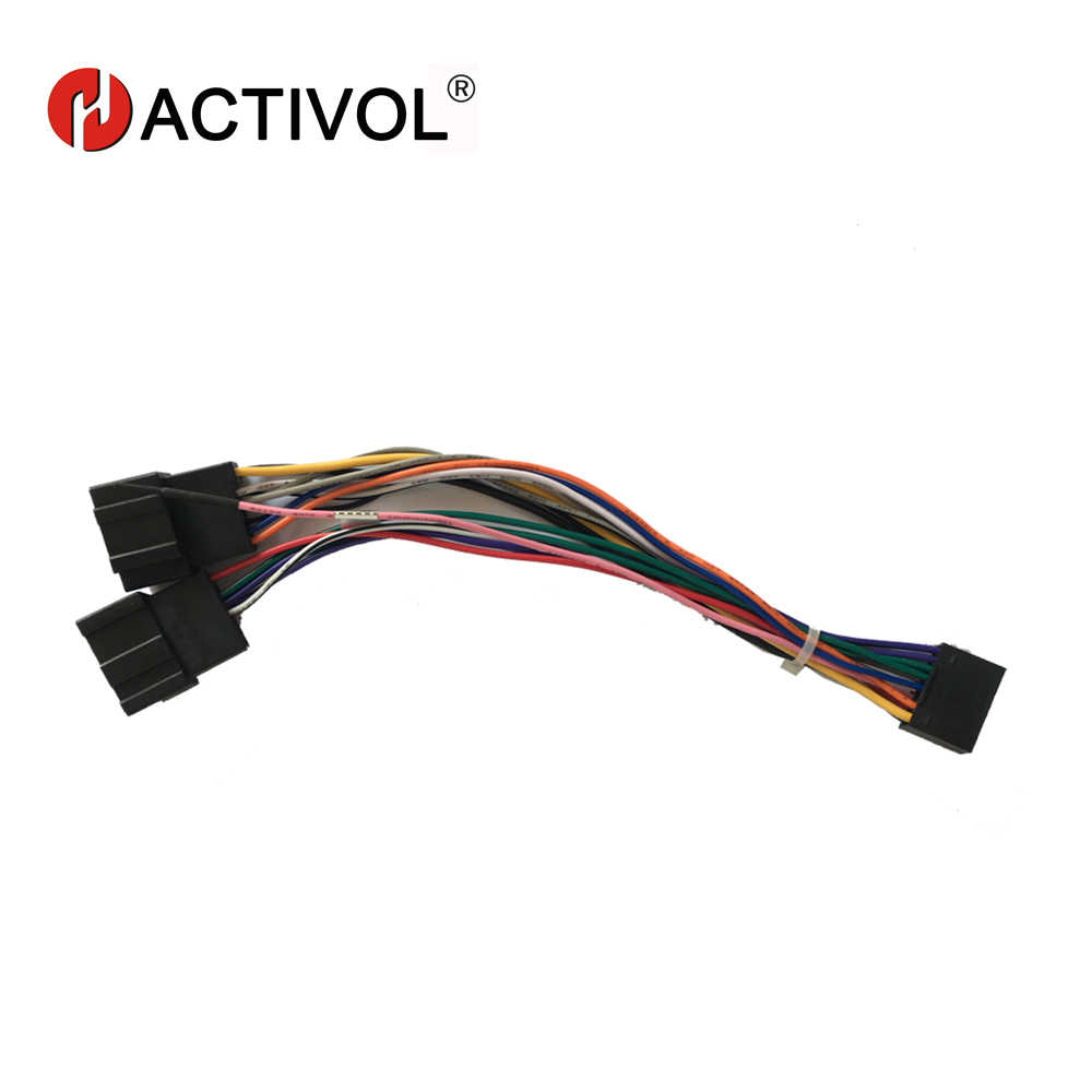 2 din car radio iso plug power adapter wiring harness for chevrolet captiva  iso power harness for car dvd player    - aliexpress  aliexpress