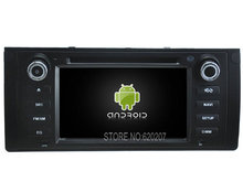 Android 5.1.1 CAR Audio DVD player gps  FOR BMW E39 (1995-2003) Multimedia navigation head device unit  receiver