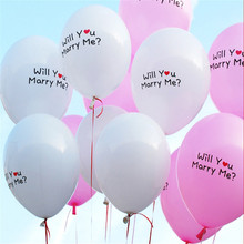 New 50pcs 12inch White Latex Balloon Inflatable Air Balls Celebration Party Wedding Children's Birthday Party Balloons 8zSH032-Z(China)