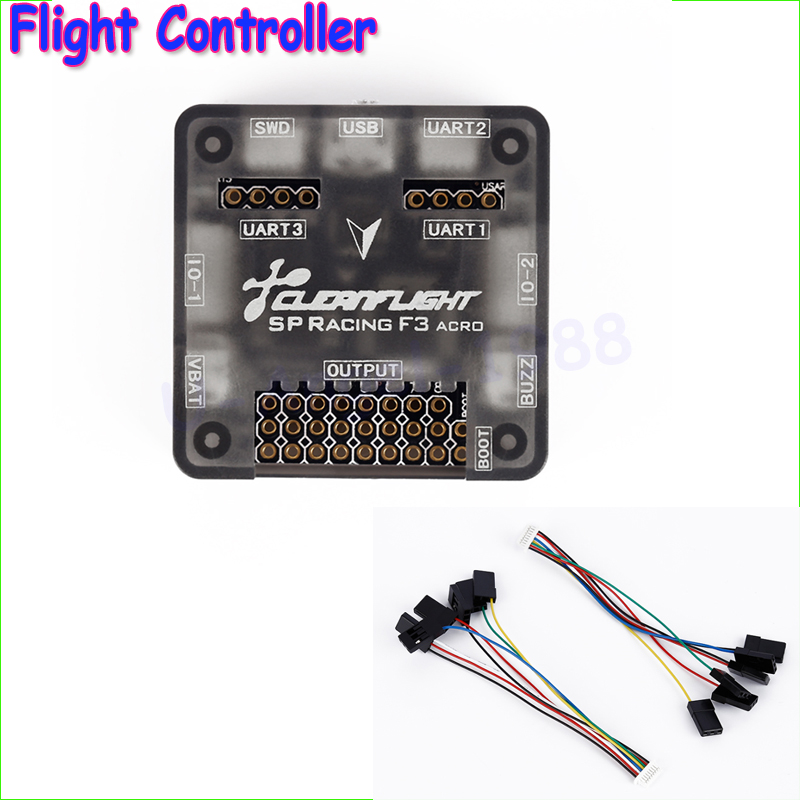 Wholesale 1pcs OCDAY Acro Deluxe SP3 Racing F3 Flight Controller Board For Aircraft FPV Quadcopter<br><br>Aliexpress