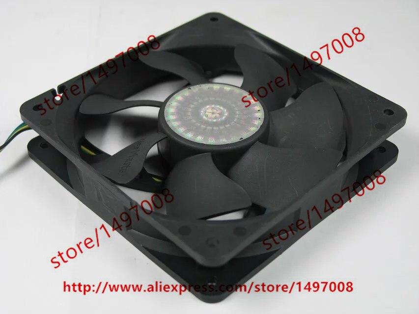Emacro CoolerMaster A12025-20RB-4CP-F1 DC 12V 0.32A  80mm 120X120X25mm Server  Fan<br>