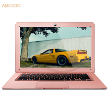 Amoudo 14inch Intel Core i5 CPU 8GB RAM+240GB SSD+500GB HDD Windows 7/10 System Fast Running Ultrathin Laptop Notebook Computer