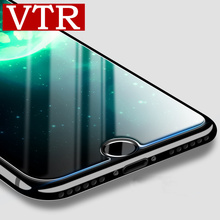 VTR 2.5D 0.26mm 9H Premium Tempered Glass for iphone 7 6 6s plus Screen Protector protective glass Protective full body cover