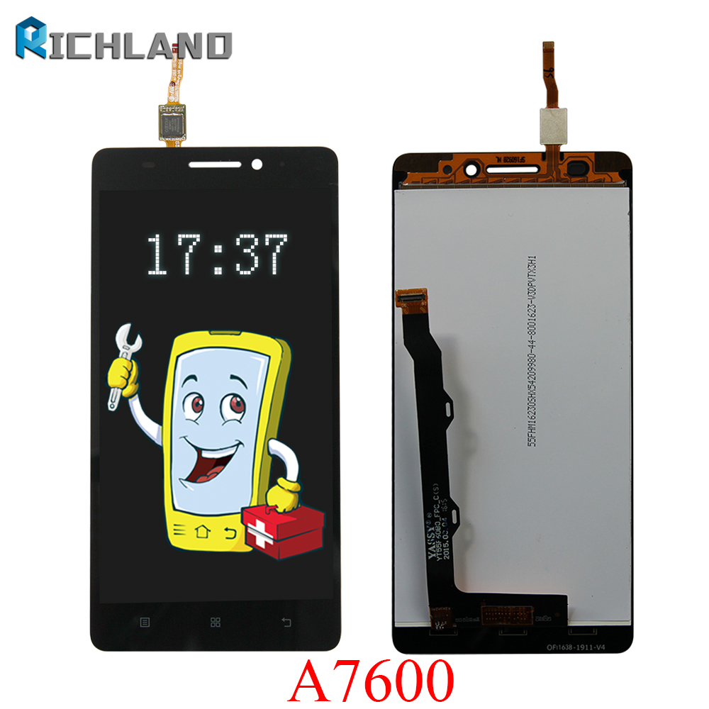Lenovo Golden Warrior S8 A7600 A7600M LCD Display Touch Screen Digitizer Assembly Replacement parts + repair tools set