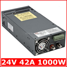 Electrical Equipment & Supplies> Power Supplies> Switching Power Supply> S single output series>SCN-1000W-24V(China)