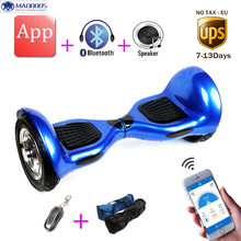 Hoverboard 6.5/8/10 inch smart 2 wheels electric scooter self balancing electric unicycle hover board stand up skateboard UL2272(China)