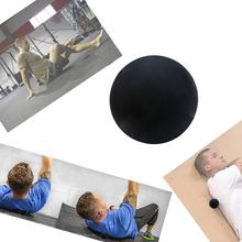 6.2cm Fitness Crossfit Massage Ball Rubber Hockey Lacrosse Ball Therapy Trigger Full Body Gym Relax Exercise Sports Yoga Balls(China)