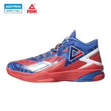 PEAK SPORT Lightning II Men Basketball Shoe FIBA World Cup Special Edition Athletic Sneakers FOOTHOLD Cushion-3 Tech Ankle Boots