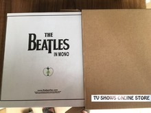 The beatles In Mono Box Set 13CD Disc white box limited edition music cd brand new factory NICE paper box sealed.(China)