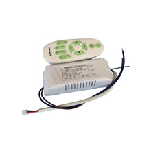 1X  95-265V input 18-28W 2.4G RF wireless  CCT adjust constant voltage led driver + remote controller free shipping