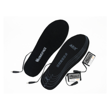 Electric Heated Insoles With Lithium Battery Self Heating Insoles 2000MAh For Winter Shoes Boots Keep Feet Warm For Men Women