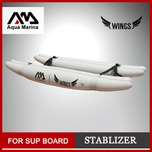 inflatable stablizer for inflatble stand up paddle board sup surfing board accessory new player kid board child player B05001(China)