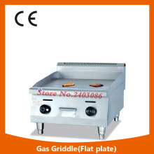 Counter Top Gas Griddle /kitchen Equipment Gas Teppanyaki Griddle,High Quality Gas Griddle,Teppanyaki Gas Griddle(China)