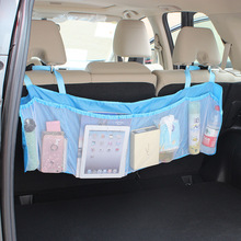 100PCS/LOT wholesale 3 colors auto car organizer seat back stowing tidying storage container hanging bag China product