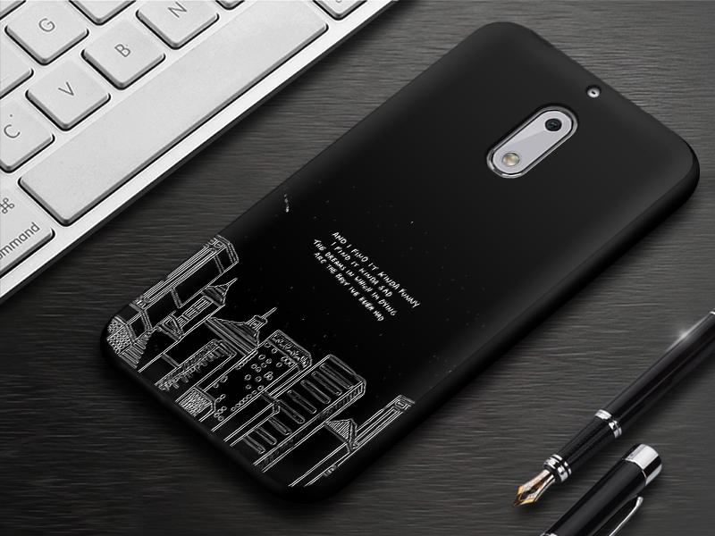 EiiMoo Phone Case For Nokia 6 Cover Silicone Capa Coque For Nokia 6 Back Cover Cute Cartoon Soft TPU For Nokia6 Case 17 64GB 8
