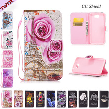 "Flip Case for Huawei Y5ii Y 5 ii 2 CUN U29 L21 L01 5.0"" Phone Leather Cover for Huawei Y5 ii CUN-U29 CUN-L21 CUN-L01 Phone Case(China)"