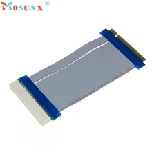 32 Bit Flexible PCI Riser Card Extender Flex Extension Ribbon Cable