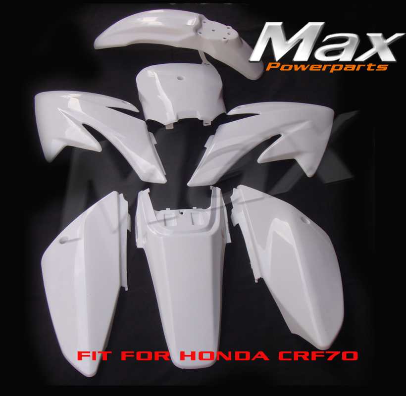 Free Shipping CRF70 Plastic covers  Plastic kits Fairing Pit Bike Procket Bike Xmotos Baja DR50 49 50cc 70 90 110 New PP<br>