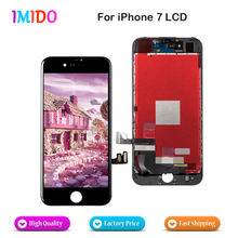 10PCS LCD For Apple iPhone 7 LCD Display Touch Screen Digitizer Assembly No Dead Pixel Complete Replacement Grade AAA quality(China)