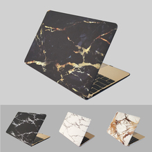 Marble Texture Case For Apple Macbook Air Pro Retina 11 13 15 Inch laptop bag case For Macbook pro 13 Protective Cover Skin Case