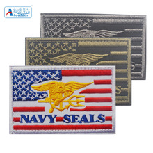 Dole seal NAVY SEALS armband embroidery chapter Patches(China)