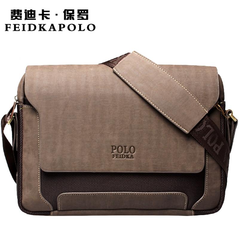 2015 New Fashion Famous Brand Mens Messenger Bags Matte leather Oxford Vintage Mens Handbag Designers Man Travel Bag 8901<br><br>Aliexpress