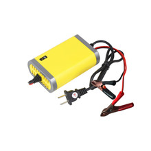 XPFBest Price High Quality Smart Car Battery Charger Motorcycle Accessory 12V 2A Automatic Power Supply Free Shipping NOM09(China)
