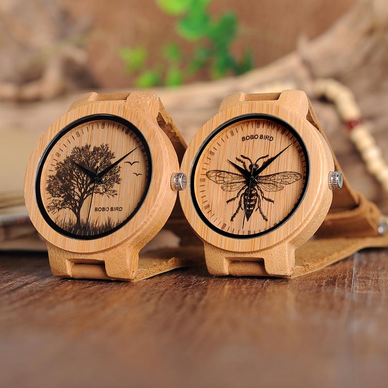 wooden men wrist watches for men bobo bird (22)