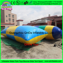 China manufacturers air bouncer inflatable trampoline, Inflatable Water blob inflatable water catapult,jumping air bag