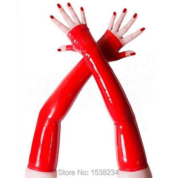 Фетиш резиновых перчаток фото54