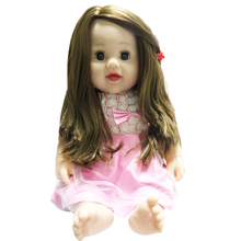 YARD Body Princess Babe Doll Toy Girl Doll Body Reborn Baby Love Doll Toys(China)