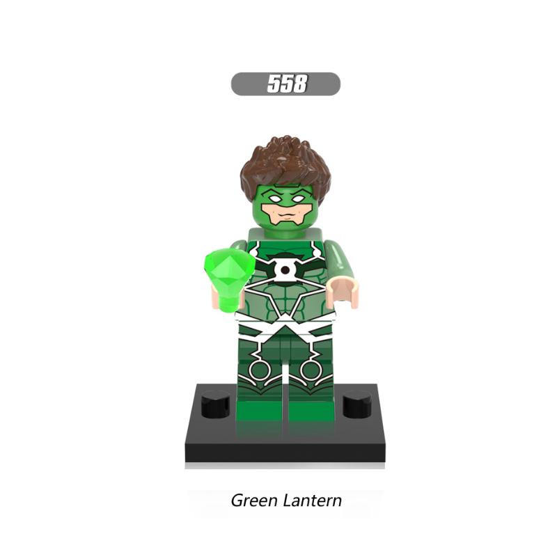 XH558-Green  Lantern