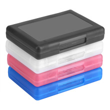 28 in 1 PP Plastic Storage Box Game Card Case Holder Electronic Gadgets Storage Box for Nintendo 3DS DSL DSI LL(Hong Kong)