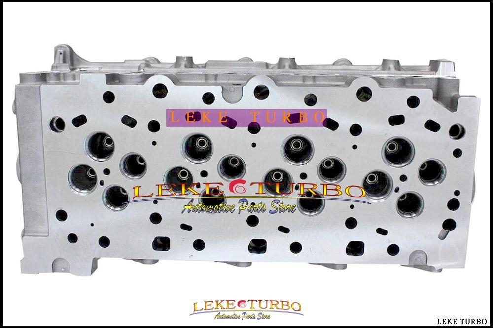 Bare D4CB cylinder head Kia SORENTO Hyundai H-1 H200 PORTER STAREX 2.5CRDI 22100-4A010 908753 Motor (2)