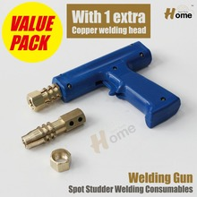 Shrinking gun Spotter Welding Stud Studder spot welding weld tool auto car sheet metal tools body shops hand working garage dent(China)