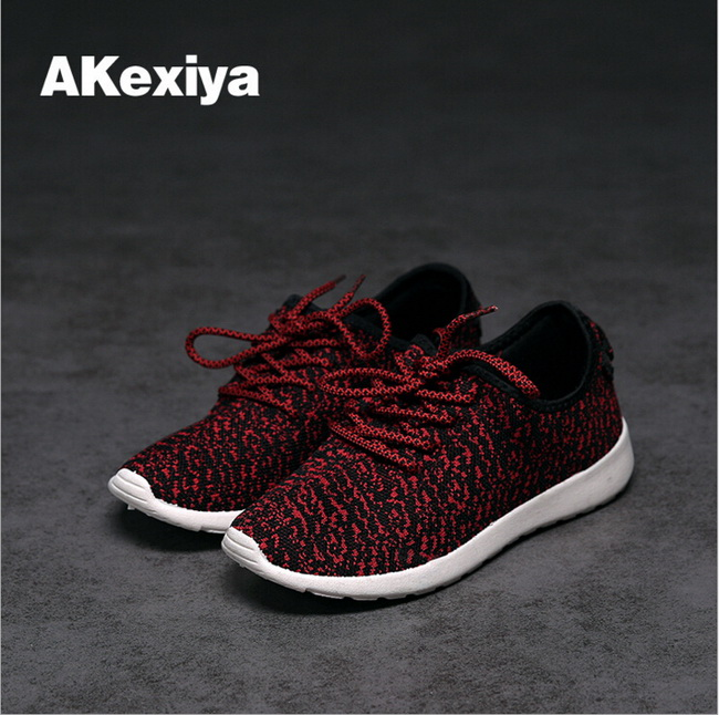Akexiya mens Unisex Shoes Casual Mixed Color Breathable Mesh Canvas Flat Sport Walking Shoes W omens Trainers Basket Zapatillas<br><br>Aliexpress