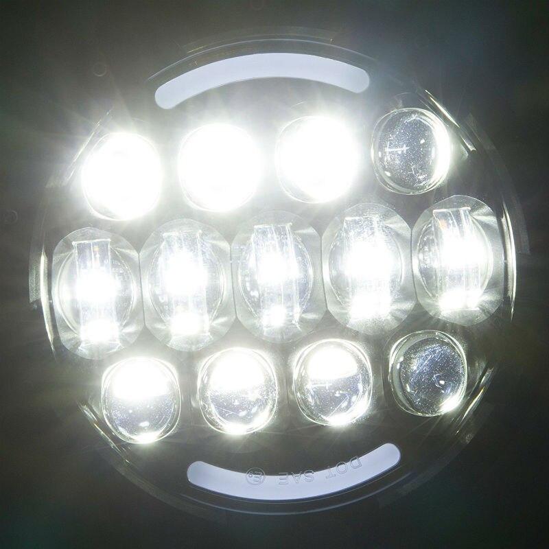 7inch osram led headlight14800