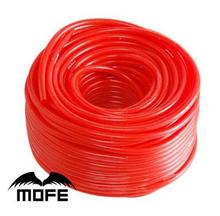 7.17 Mofe Red/ Blue /Black Reinforced Silicone Vacuum Hose Tubing Silicone Pipe For Car 5meter 3mm/4mm/6mm/8mm