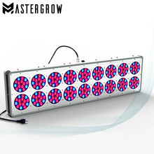 Apollo 18 Full Spectrum 1350W 10bands LED Grow light Panel With Red/Blue/UV/IR For Medical Flower Plants And Hydroponic System