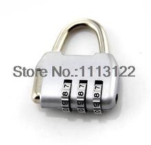 Mini cartoon lock school bag backpack password lock mini padlock password lock 5 pcs