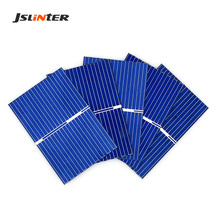 JSLINTER 150pcs Cheap Solar Cell Polycrystalline DIY Solar Panel Small Battey Charger 0.5V 0.18W 39mmx26mm