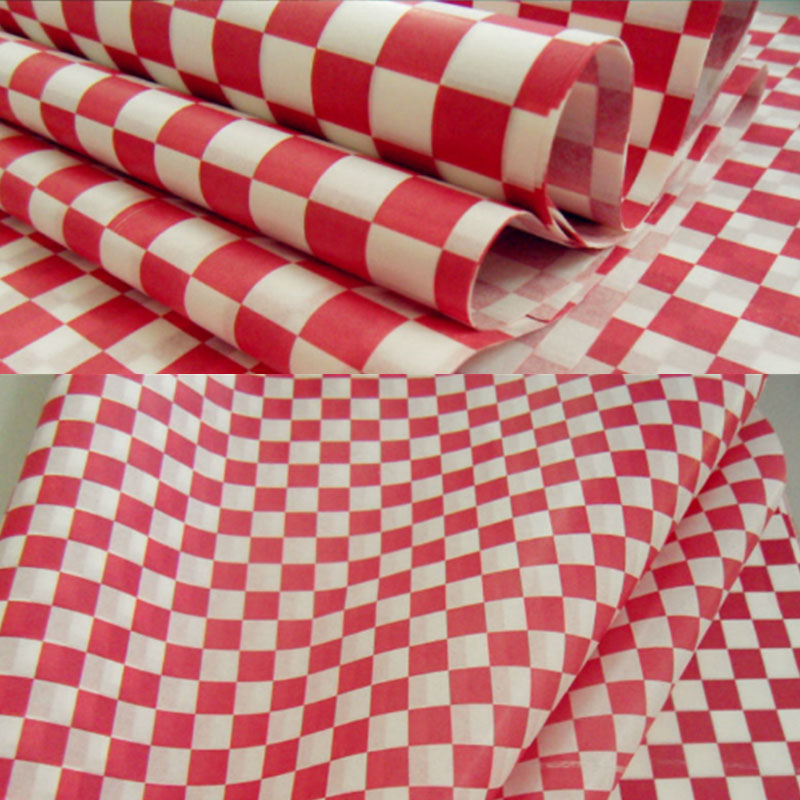 red check dry wax paper  (6)